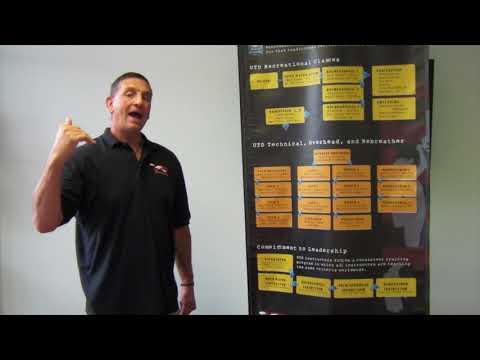 UTD Under The Hood - Trainning Paths