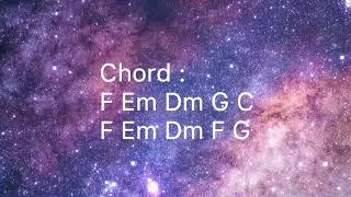 (Lirik & Chord Gitar) Ary Kencana - Cinta Terlarang [Forbidden Love]