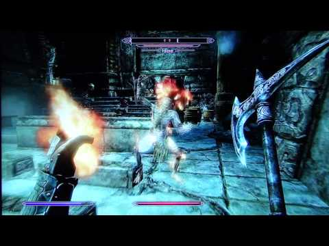 The Elder Scrolls V: Skyrim playthrough pt161 |