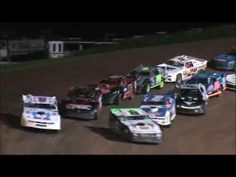 Brett McDonald Feature Lernerville Speedway 8/9/19