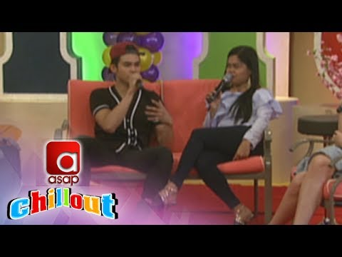 ASAP Chillout: Inigo and Maris' term of endearment