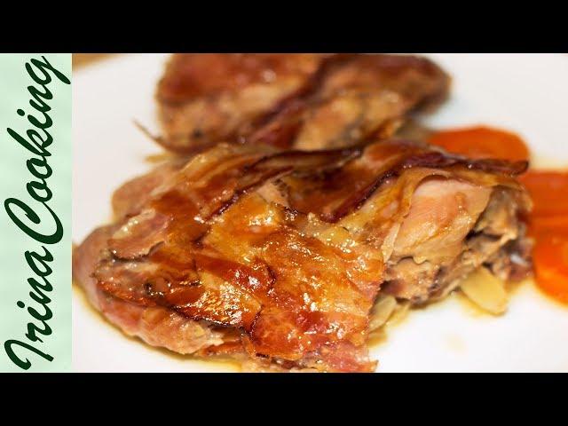 НЕЖНЕЙШИЙ КРОЛИК, запеченный в духовке | Rabbit in a Ginger and Honey Marinade