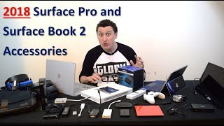Ultimate Surface Pro and Surface Book 2 Accessories | 2018 Edition