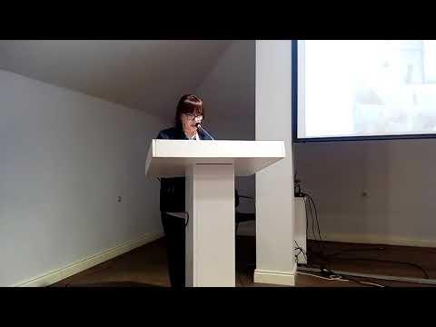 """Məlahət Fərəcovanın """"Museums, Collections and Industrial Heritage"""" konfransında məruzəsi"""