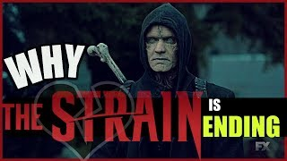 The Strain | Why Season 4 is The Last Season thumbnail