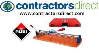 Rubi TS Series Tile Cutters