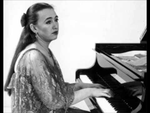 """Viktoria Postnikova """"Piano Concerto No 1"""" Tchaikovsky (1.Mov)"""