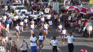Crenshaw HS - 2013 L.A. County Fair Marching Band Competition