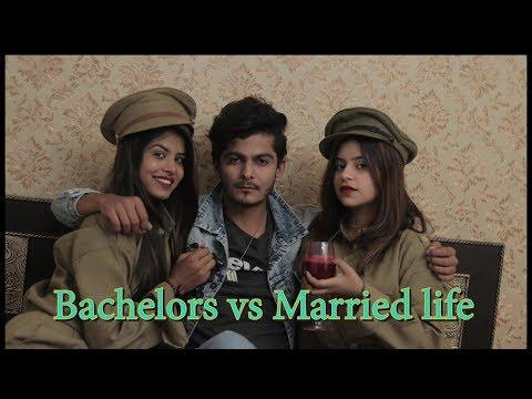 BACHELORS VS MARRIED LIFE || NISHANT CHATURVEDI || VIRAT BENIWAL || NAMRA QADIR