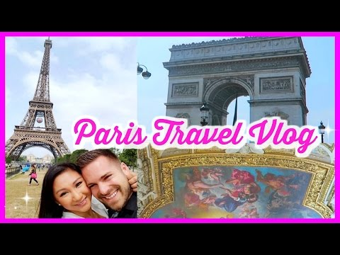 PARIS TRAVEL VLOG: Eiffel Tower, the Louvre, Verjus, Champs Elysees