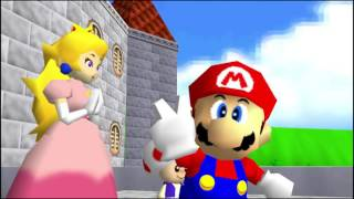 """[TAS] N64 Super Mario 64 """"1 Key"""" in 4:21.67"""