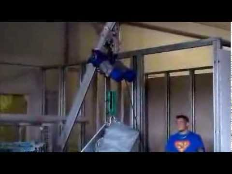 The most safe climbing monorail system in the world