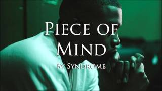 *FREE* Old-School Nas Type Beat / Piece of Mind (Prod. By Syndrome)