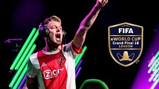 FIFA 18 | FIFA eWorld Cup Grand Final - Day 2