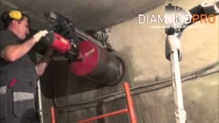 Алмазное бурение (сверление) бетона(, 2014-01-12T19:18:42.000Z)