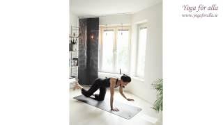Yoga för alla - Leda upp dig, fokus på rörelser runt våra stora leder (M)