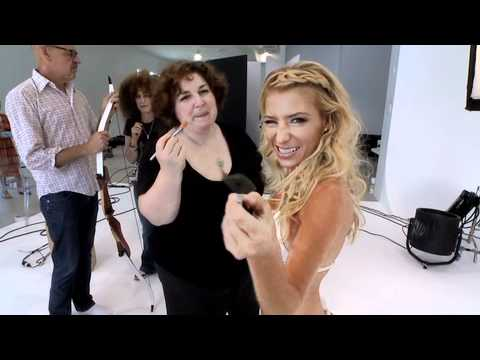 Tracy Anderson Method: Behind the Scenes with Tracy