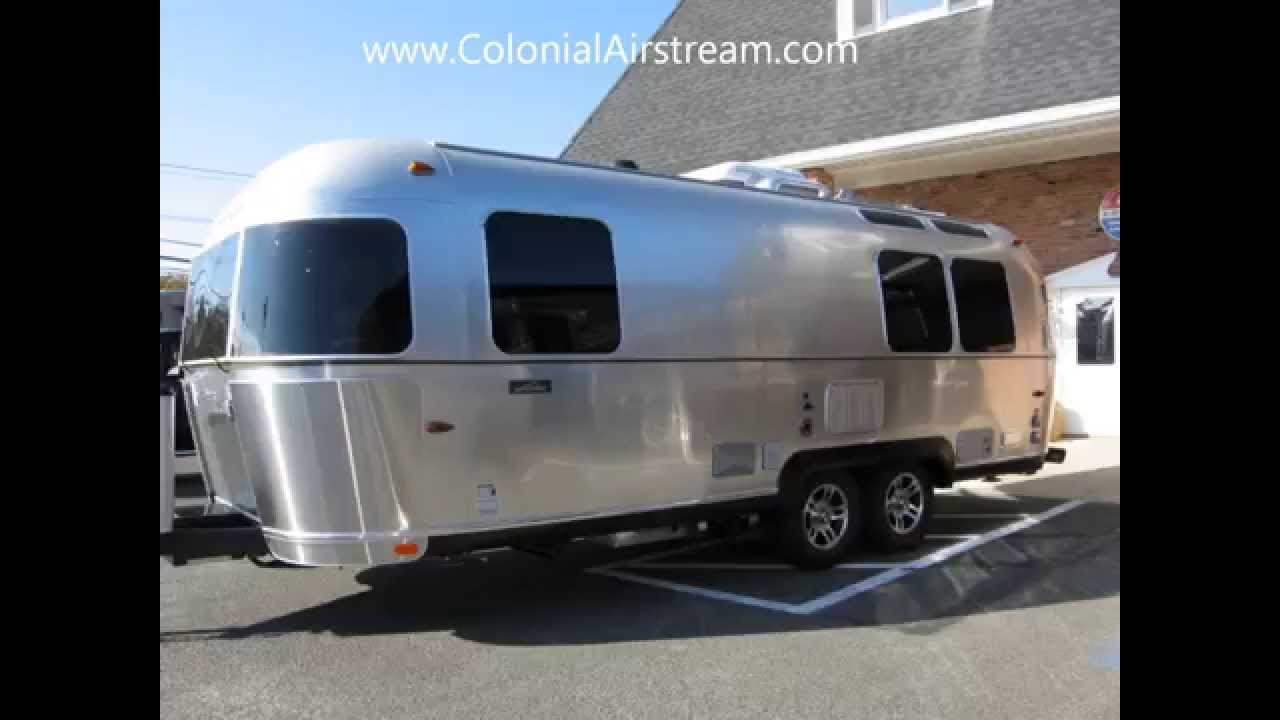 2014 Airstream Eddie Bauer 25FB Rugged Trail Towing Travel Trailer Limited Edition