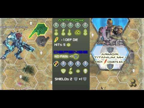 Galaxy Defenders   Board Game   BoardGameGeek