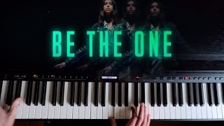 Be The One (Piano Version) - Dua Lipa | Tutorial