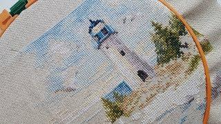 Вышивальная неделя с 19.11.18 по 25.11.18\вышивка крестом