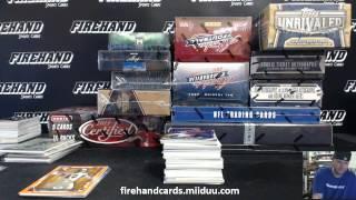 Preseason NFL Football 19 Box Mixer Break ~ 8/30/15