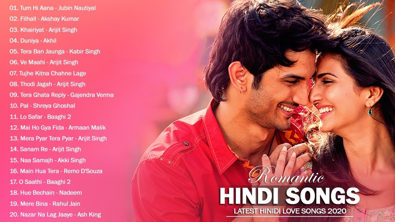 New Hindi Songs 2020 Nonstop Romantic Bollywood Songs 2020 Valentine S Day Songs Love Songs Youtube