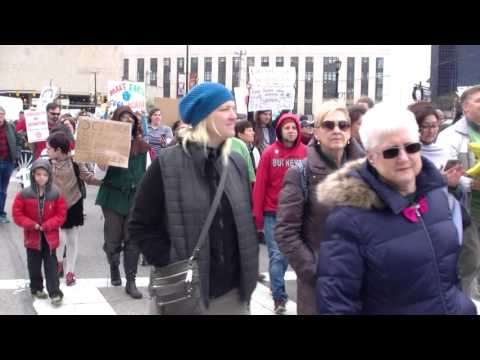 March For Science in Cleveland (Complete)