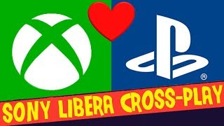 ps4 xbox crossplay