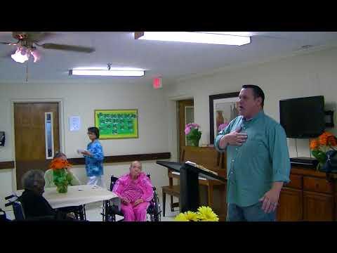 Joey Hunts Testimony | Pastor David Travis Fowler sermon | Galatians 6