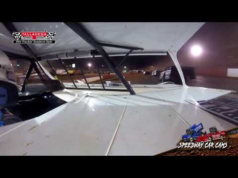 #24 Tanner Collins - Crate - 4-27-19 Talladega Short Track - In Car Camera