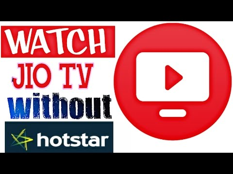 JIO TV Play Star Channel without Hotstar easily.(हिंन्दी)
