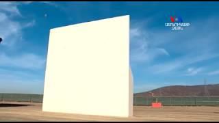 Ահա թե ինչպիսի տեսք է ունենալու ԱՄՆ ի սահմանին կառուցվելիք «անհաղթահարելի» պատը