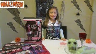 Especial Semana de Halloween # 3 - Monster High - Draculaura y Clawdeen Wolf