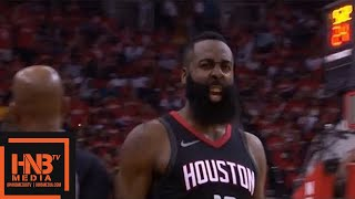 Houston Rockets vs Minnesota Timberwolves 1st Half Highlights / Game 2 / 2018 NBA Playoffs
