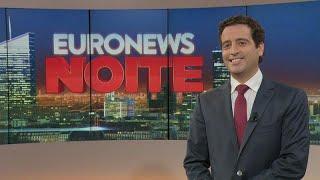 Euronews Noite   As notícias do Mundo de 10 de dezembro de 2019