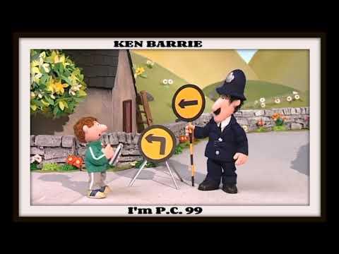 Ken Barrie *