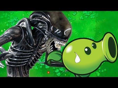Plants vs. Aliens