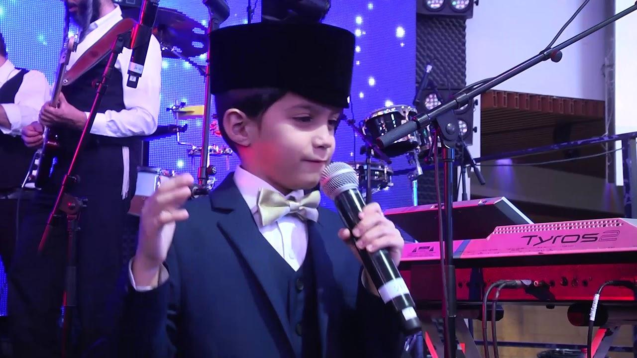 Child Soloist Meir Atias - Hineni Rofeh Lach | מאיר אטיאס - הנני רופא לך