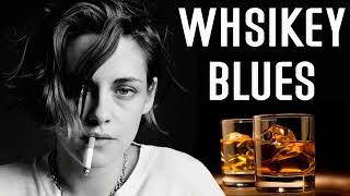 Whiskey Blues | Best of Slow Blues/Rock | Relaxing Blues Music