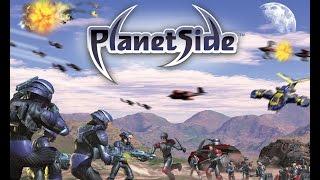 PlanetSide 1. Event 16.01.2016. A bit of gameplay POV [RO]BaluTR