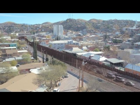What the US-Mexico border really looks like
