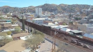 What the US Mexico border really looks like