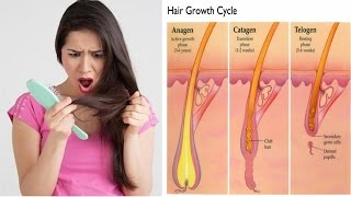 Simple Hair Loss Tips for girls | Tamil