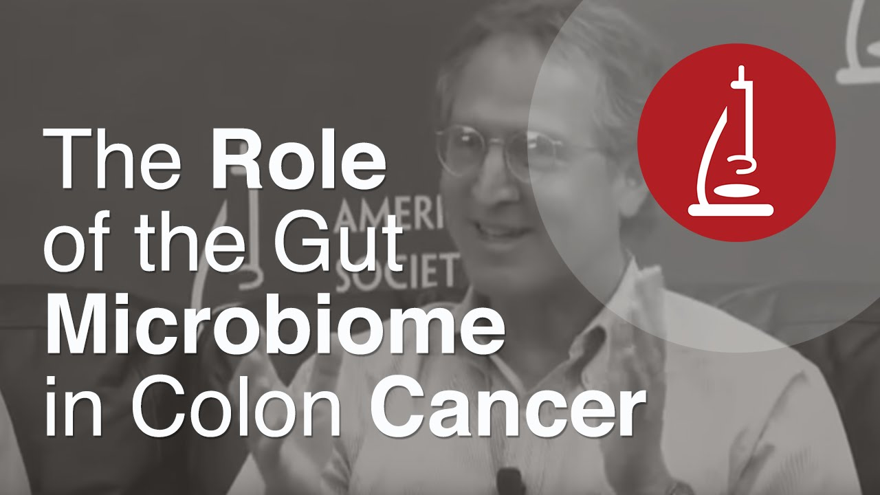 The Role Of The Gut Microbiome In Colon Cancer Asm Live 2013 Youtube
