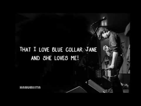 The Strypes - Blue Collar Jane (Lyrics)