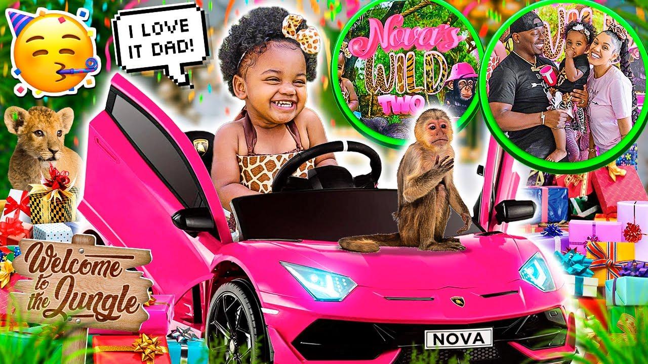 Download NOVA'S 2ND BIRTHDAY PARTY 💕