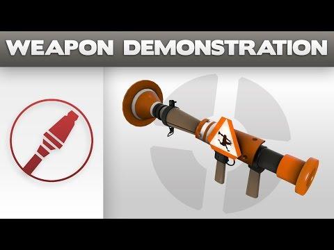 Weapon Demonstration: Rocket Jumper