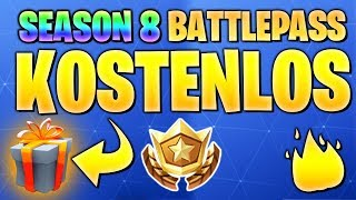 Season 8 Battle pass FREE 🎁 Gift Function Active Again | Fortnite Valentine's Day English