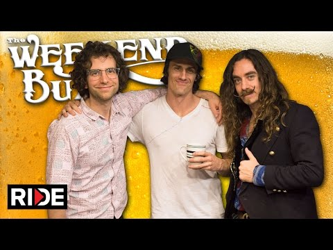 Kyle Mooney, Richie Jackson & William Spencer: VidCon, Spiderman & more! Weekend Buzz ep. 99 pt. 1